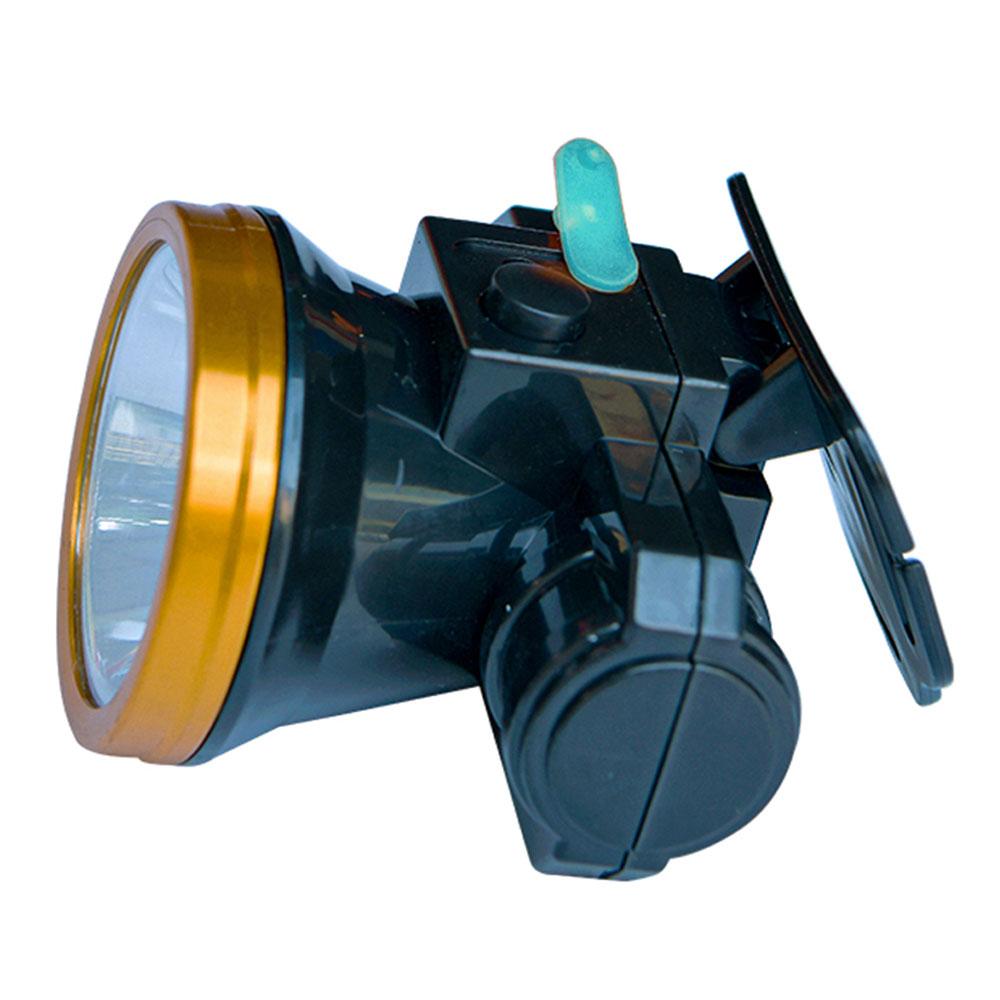 Lanterna De Cabeça Led 2000ma Recarregável Bike Farol TD-805