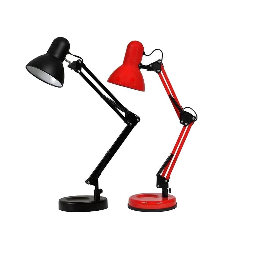 Luminária De Mesa Articulável Articulada Pixar Base 2 em 1