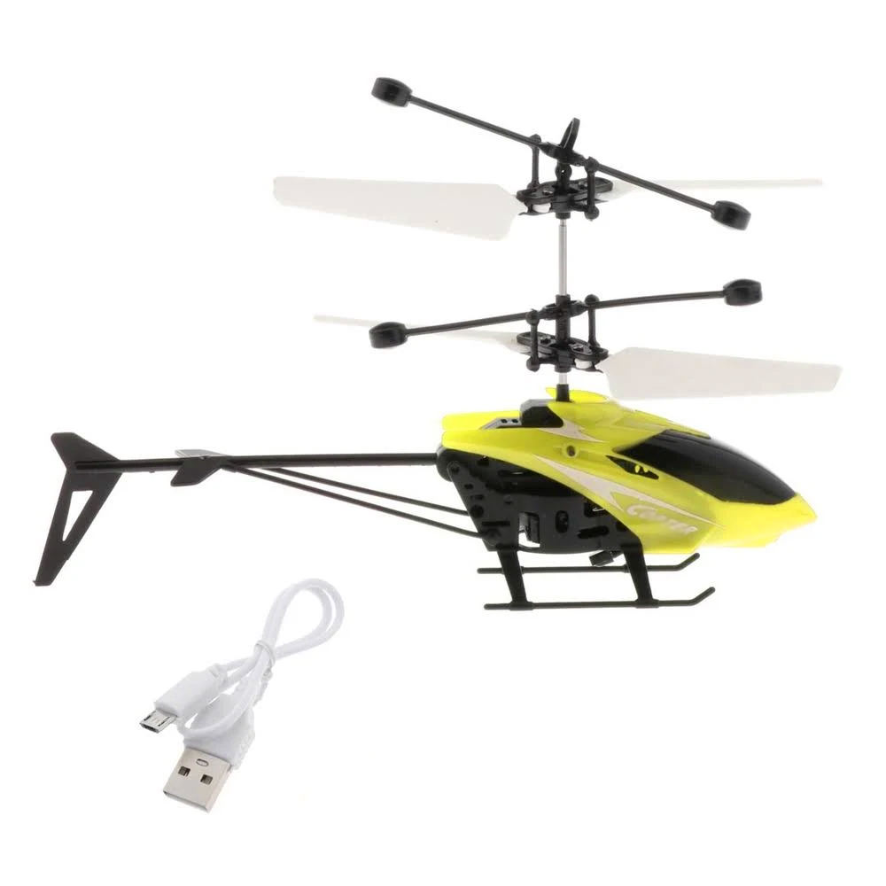 Mini Helicoptero Sensor Mini Drone Recarregável Ark Toys