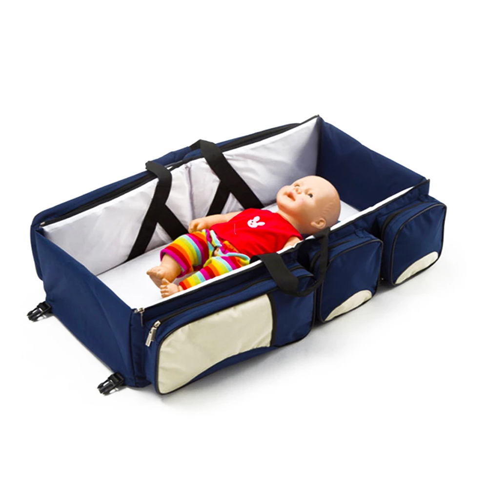 Mochila Chiqueirinho Maternidade Bolsa Bebê Multifunção