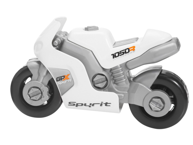 Moto De Brinquedo Desmontável Com 3 Ferramentas Infantil