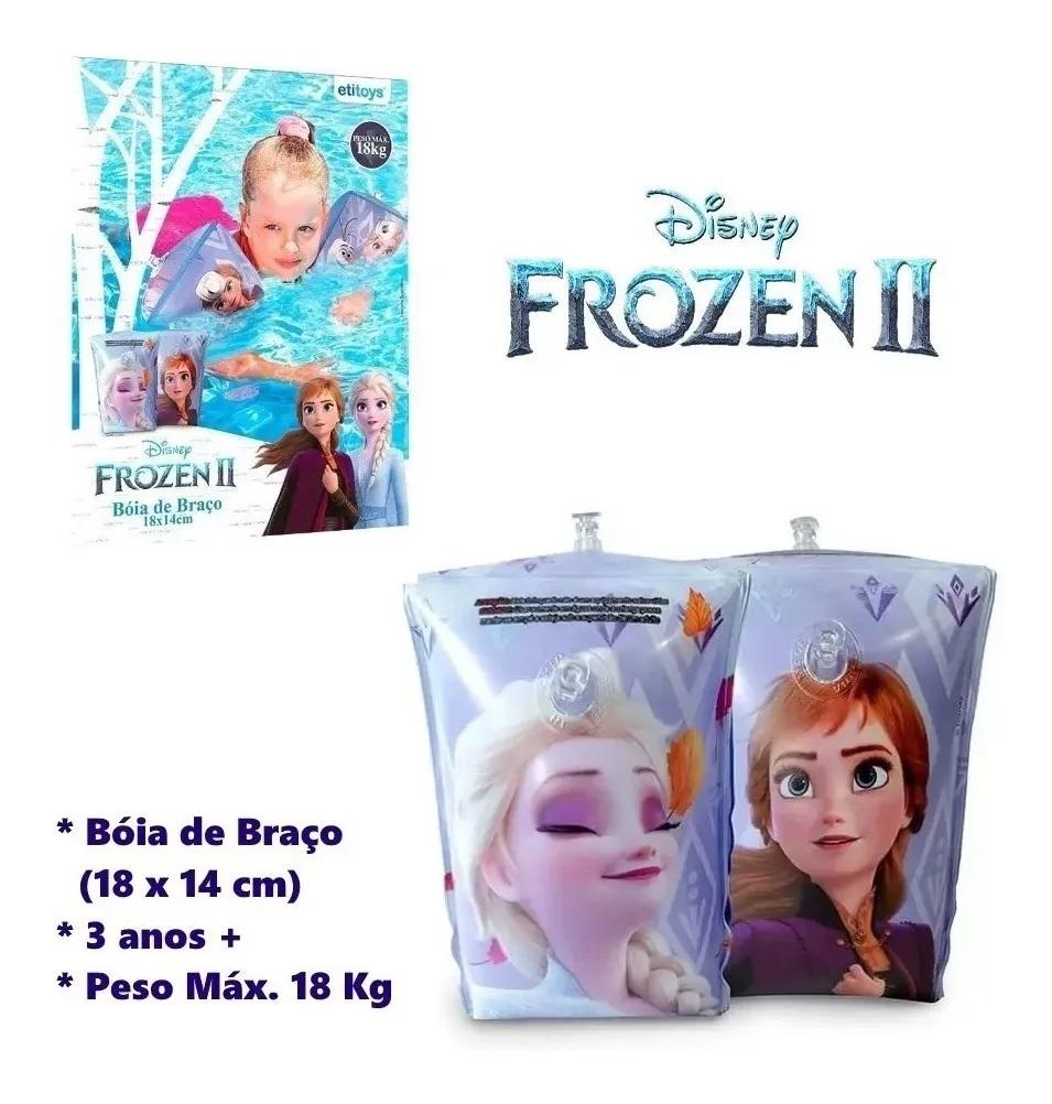 Par Boia De Braço Infantil P/ Piscina Vingadores ou Frozen