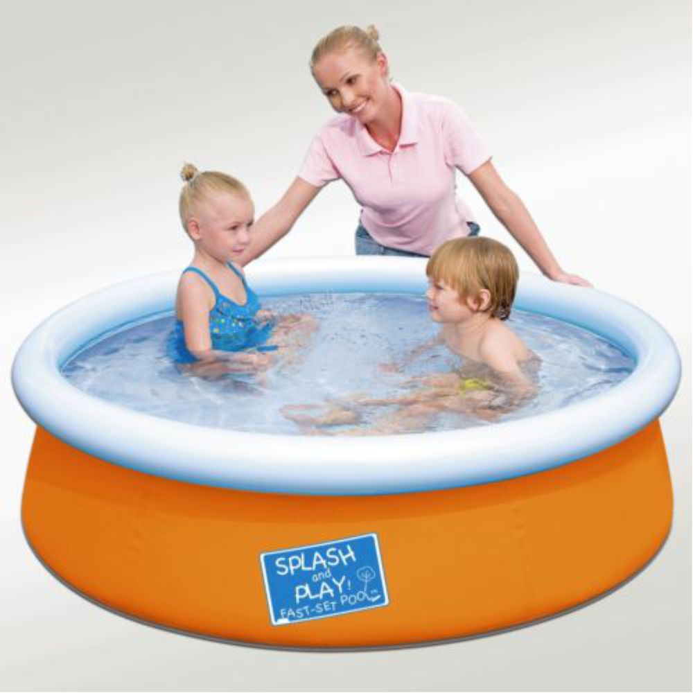piscina inflável infantil grande resistente capacidade 477l