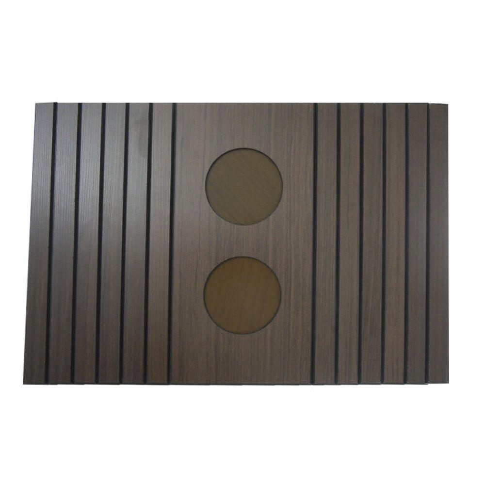 porta copos de sofá flexível em madeira resistente