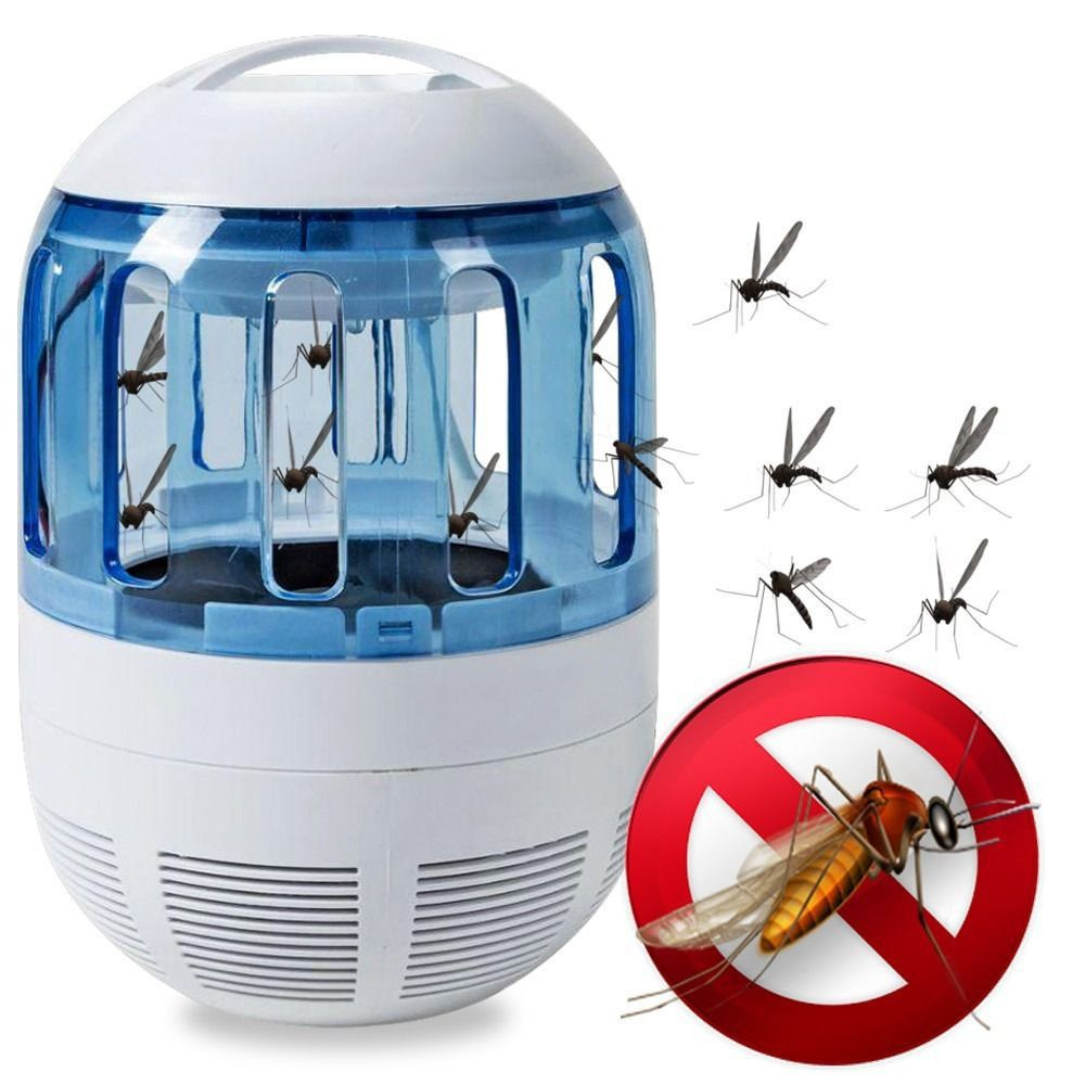 repelente mata mosquito elétrico com luzes led bivolt