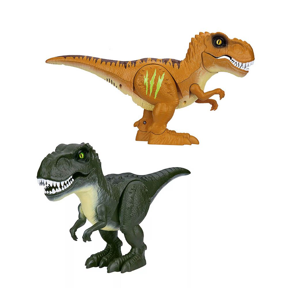 robô alive T-rex dinossauro realista com sons dtc