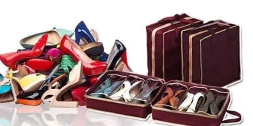 Sapateira Flexivel Organizadora Sapato - Sapateira 6 Pares