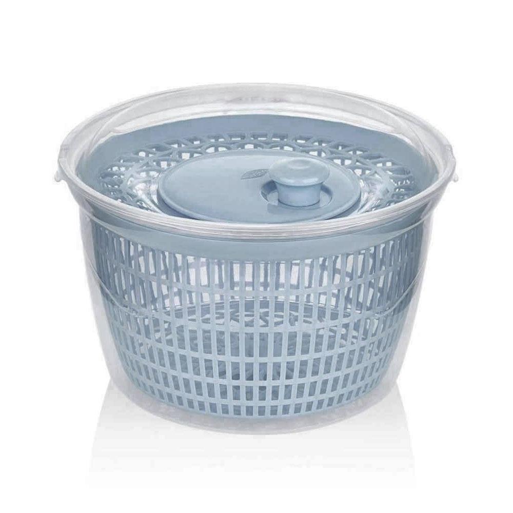 Seca Salada Centrifuga de Plástico Manual Verdura 4,5L