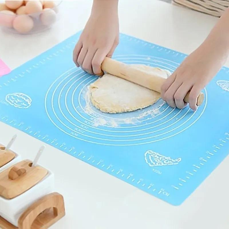 Tapete Culinario Silicone Uso Diverso Antiaderente 50x40