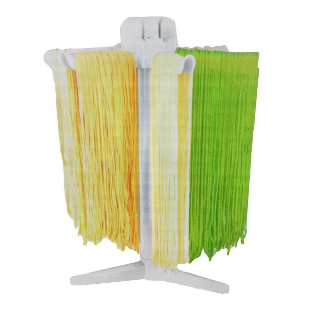 varal para secar massas de macarrão desmontável