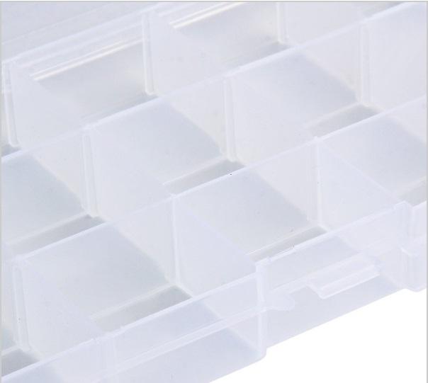 Caixa anzóis e acessórios - WF001