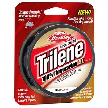Linha Berkley Trilene Fluor XL 0,17mm-4lb 182m