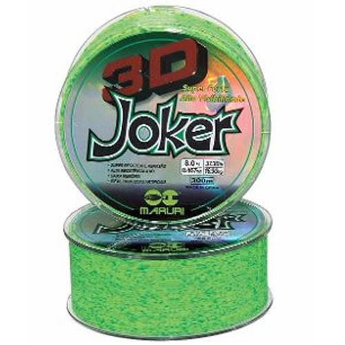 Linha Maruri Joker 3D - 300m