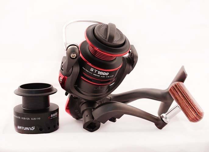 Molinete Saint Plus Saturno ST1000 - 0,20mm-125m