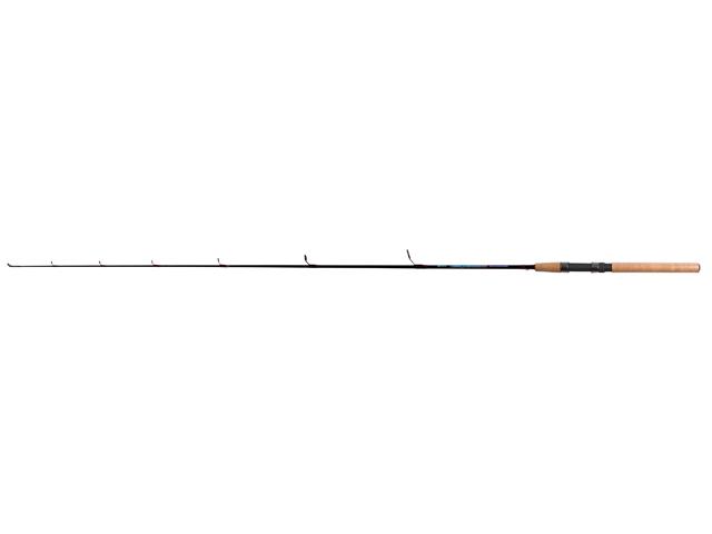 Vara Molinete Braspon Impala Spinning 6'0 - 10-25Lbs - 2Partes - Carbono