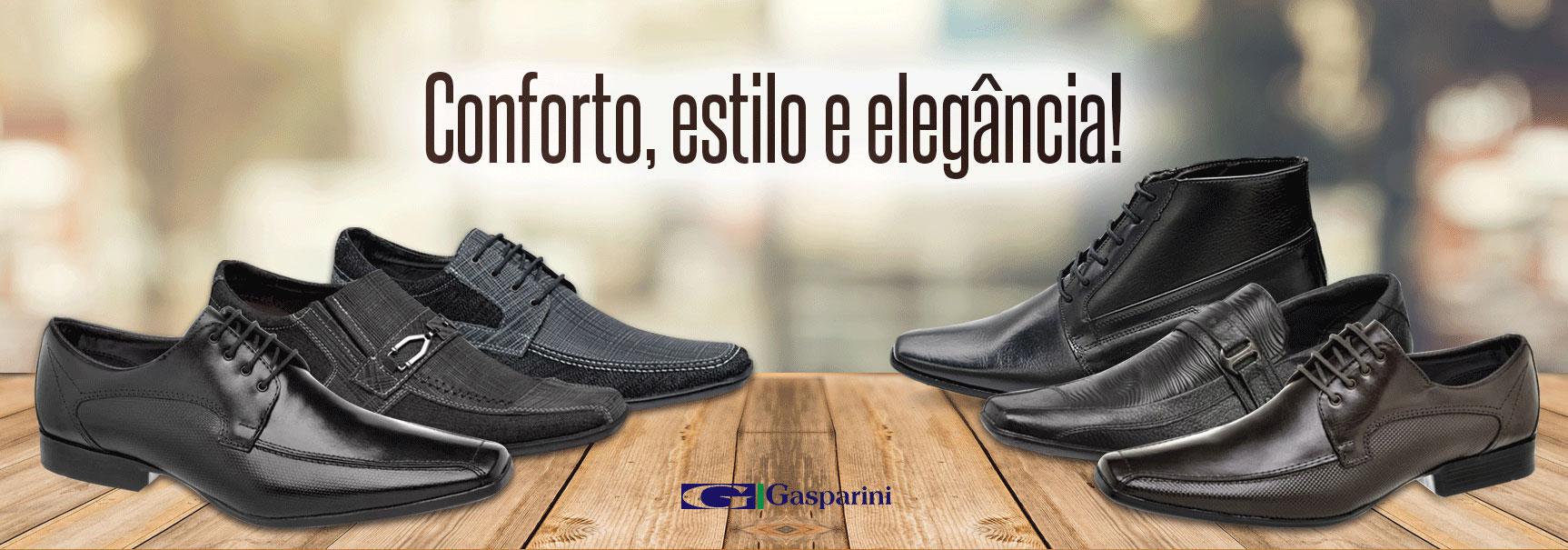 3a5ffb3a5 Gasparini Calçados Online | Sapatos Femininos e Masculinos