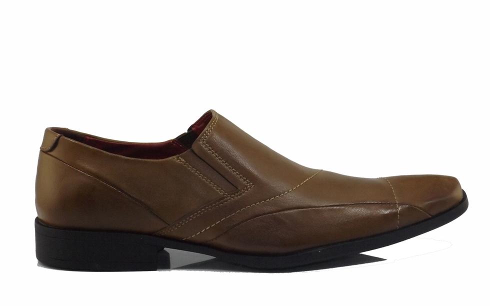 7a06d8a412 Sapato Social Masculino 89000 Caramelo
