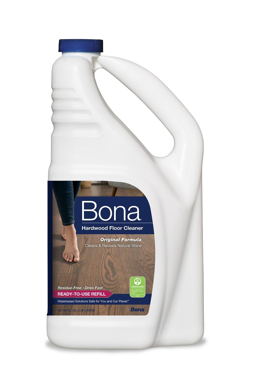 BONA LIMPADOR CARE CLEANER 1,89L - Piso Madeira