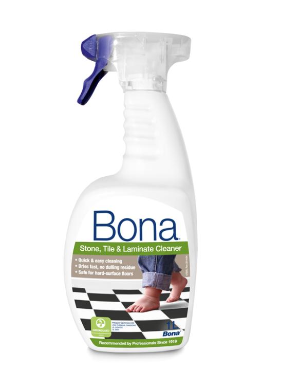 BONA Limpador Care Cleaner 1 Litro - Piso Frio e Laminado