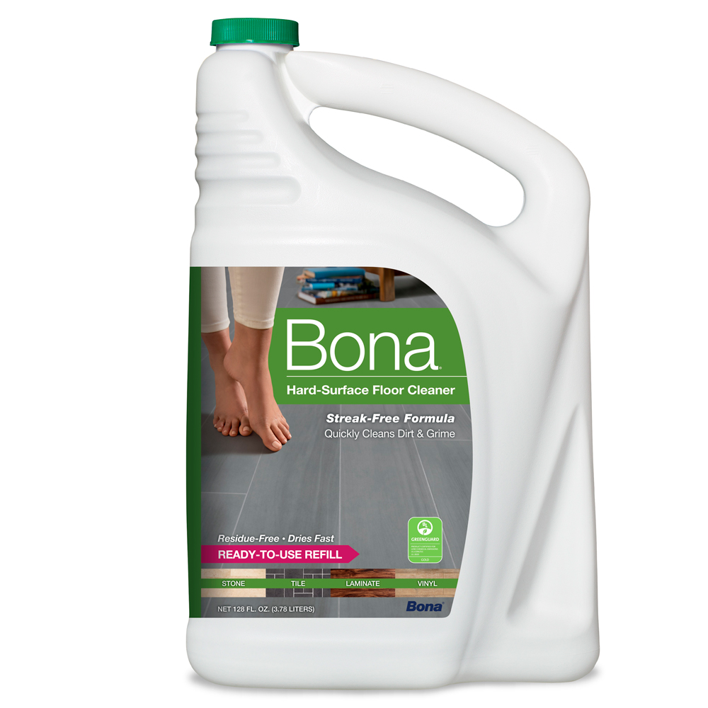 BONA LIMPADOR CARE CLEANER 3,78L - Piso Frio