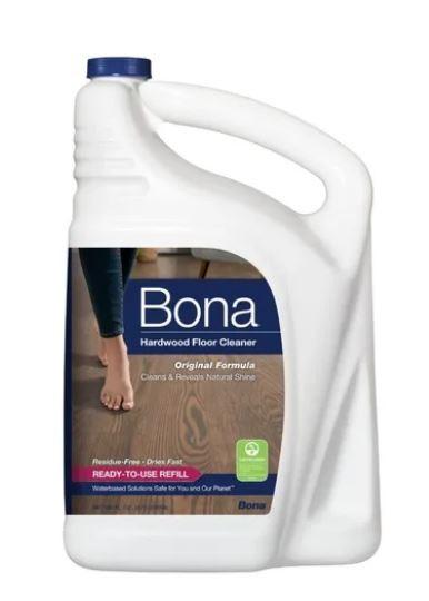 BONA REFIL LIMPADOR CARE CLEANER 4,73L - PISO DE MADEIRA