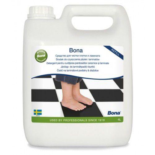 BONA Refil Limpador Care Cleaner 4 Litros - Piso Frio e Laminado