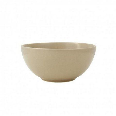 BOWL COLOR HOME TAUPE
