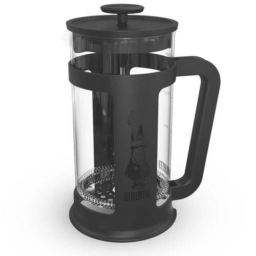 CAFETEIRA FRENCH PRESS BIALETTI SMART 1 LT - CORES