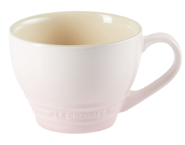 CANECA 400ML SHELL PINK LE CREUSET