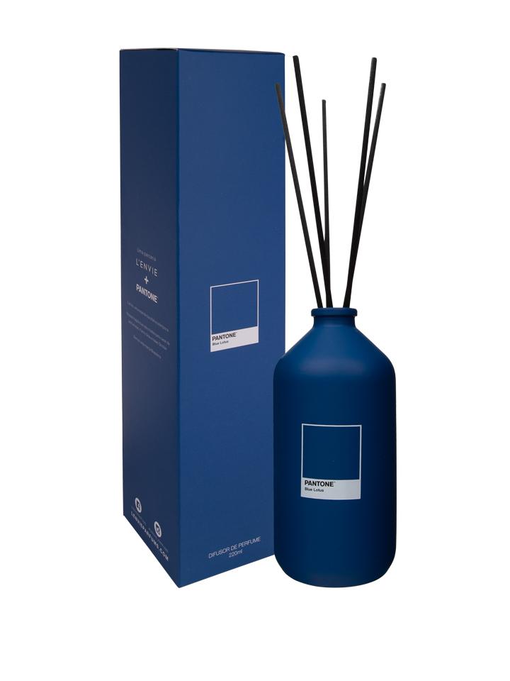 DIFUSOR DE PERFUME BLUE LOTUS PANTONE®