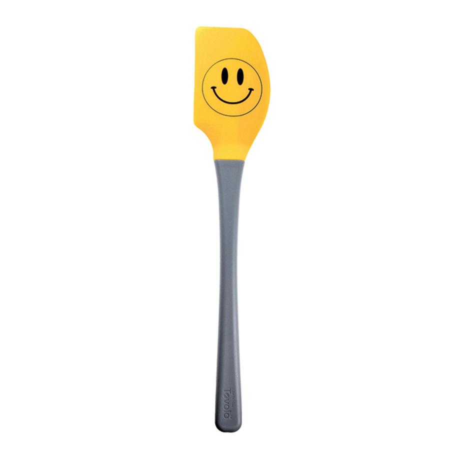 ESPÁTULA DE SILICONE SMILEY FACE