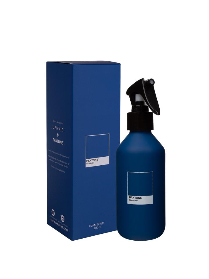 HOME SPRAY BLUE LOTUS PANTONE®