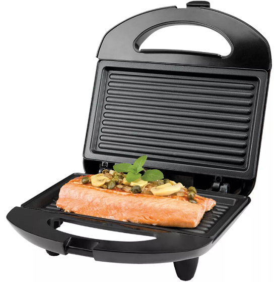 SANDUICHEIRA E MINI GRILL DIAMOND - 127 V