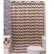 Cortina p/ Box de Banheiro Copacabana Estampada 1,40m X 1,98m