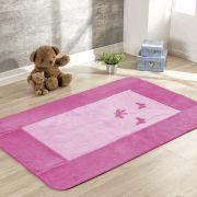 Passadeira Infantil Premium Libélula Pink 1,20m x 74cm