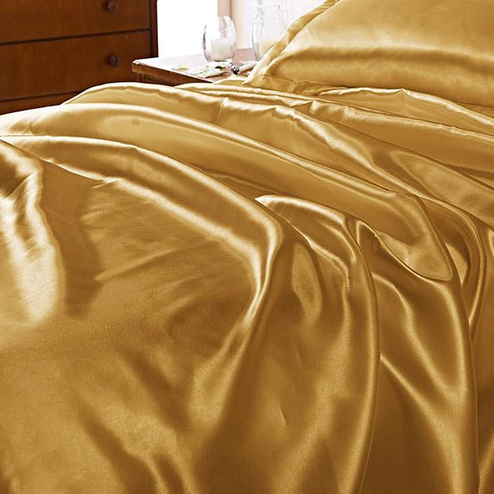 Jogo De Cama Charmouse Ouro Queen
