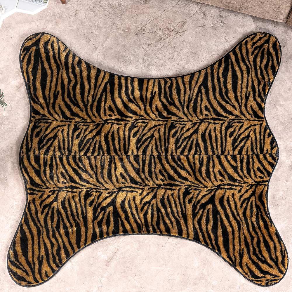 Tapete Formato Cacador Tigre