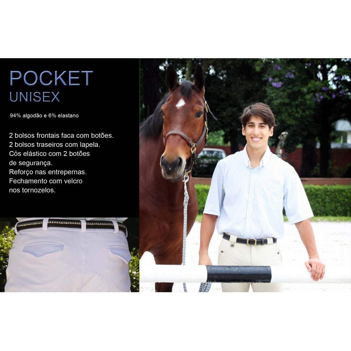 Outlet  -  POCKET  (Cotton)