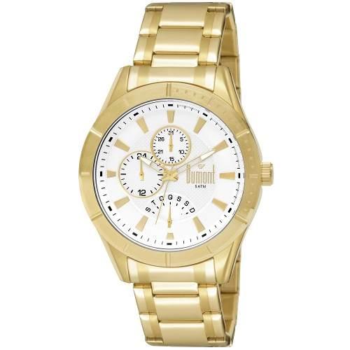 Relógio Dumont Masculino Dourado Dujr10aa/4k