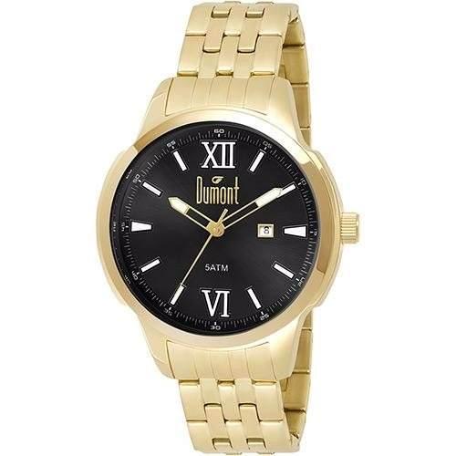 Relógio Dumont Masculino Analógico Casual Du2115db/4p
