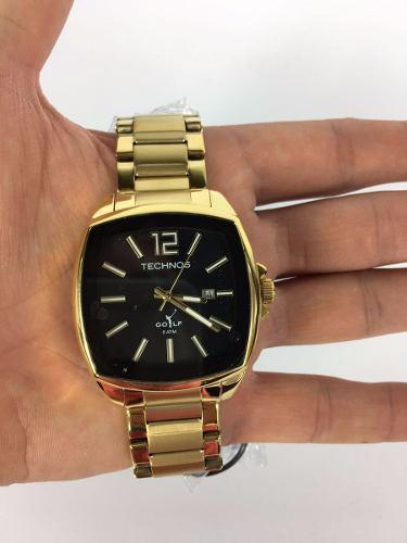 Relógio Technos Masculino Classic Golf 2115koi/4p