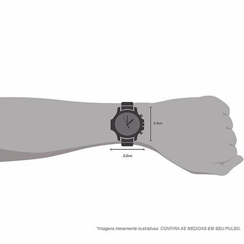 Relógio Technos Palmeiras Masculino Licenciado Pal2315ac/3v
