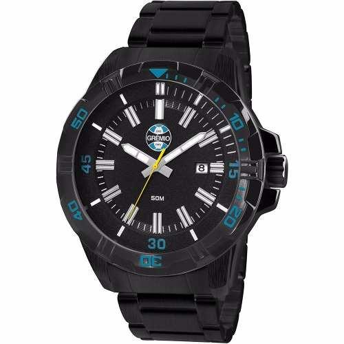 69e1cb868d028 Relógio Masculino Technos Grêmio Esportivo Gre2315ad 4p - Naná Sports