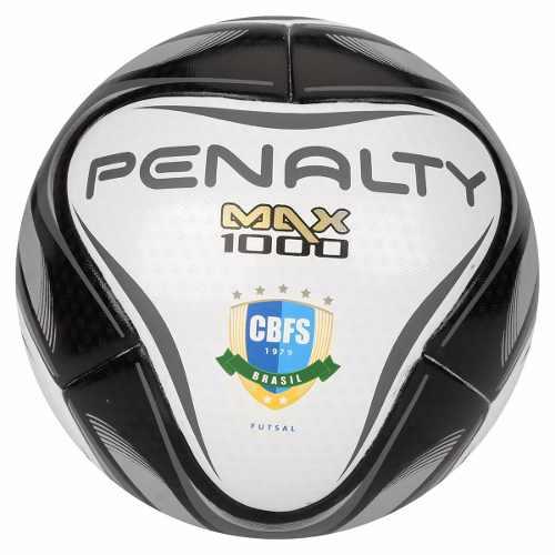 Bola De Futsal Penalty Oficial Max 1000 Pro Edição Especial - Naná ... b4a803cace320