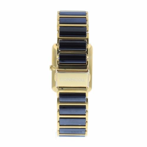 Relógio Technos Feminino Elegance Ceramic Saphire 2036lng/4p