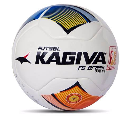 de61b622a74d1 Bola De Futsal Sub 13 Kagiva F5 Brasil Profissional - Naná Sports
