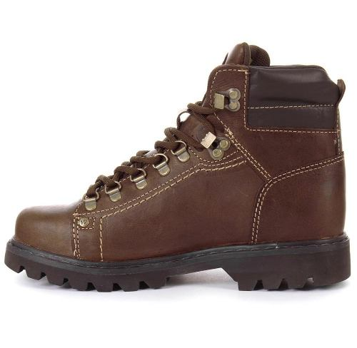 Bota West Coast Worker Classic Couro Legítimo