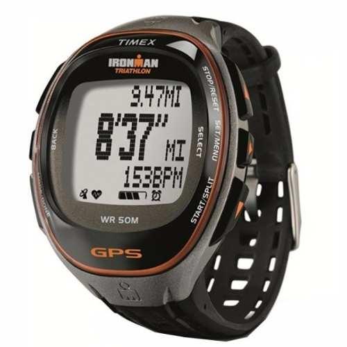 Relógio Timex Ironman Triathlon Gps Bodylink T5k575f7/ti