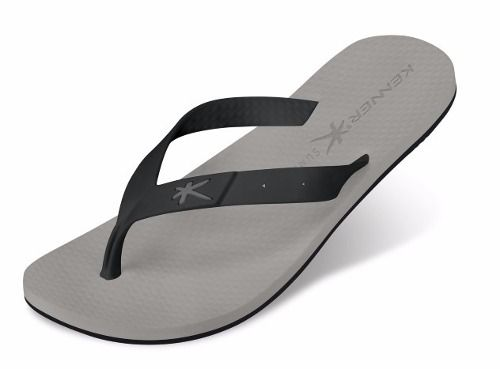 Sandália Kenner Summer Black Kmm - Chinelo Kenner