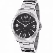 Relógio Technos Masculino Classic Steel 2035mdd/1p